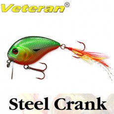 STEEL CRANK / 스틸 크랭크