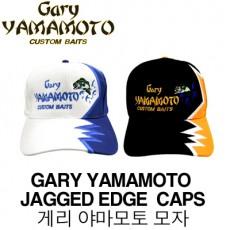GARY YAMAMOTO JAGGED EDGE CAPS / 자게드 모자
