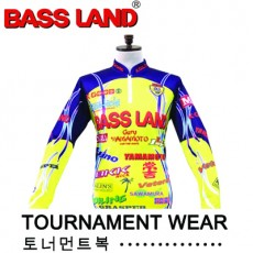 BASSLAND TOURNAMENT WEAR / 토너먼트복