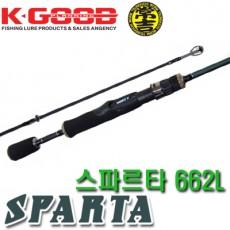 SPARTA 662L / 스파르타 662L