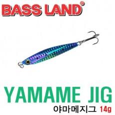 YAMAME JIG 14g  / 야마메지그 14g