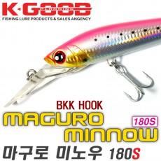 MAGURO MINNOW 180S / 마구로 미노우 180S