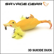 3D SUICIDE DUCK (수어사이드 덕)