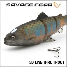 3D LINE THRU TROUT (라인 스루 트라우트)